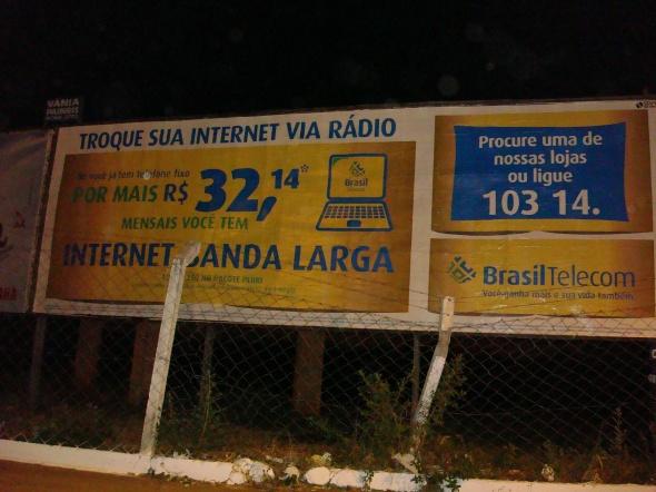 Propaganda contra Internet via Wireless